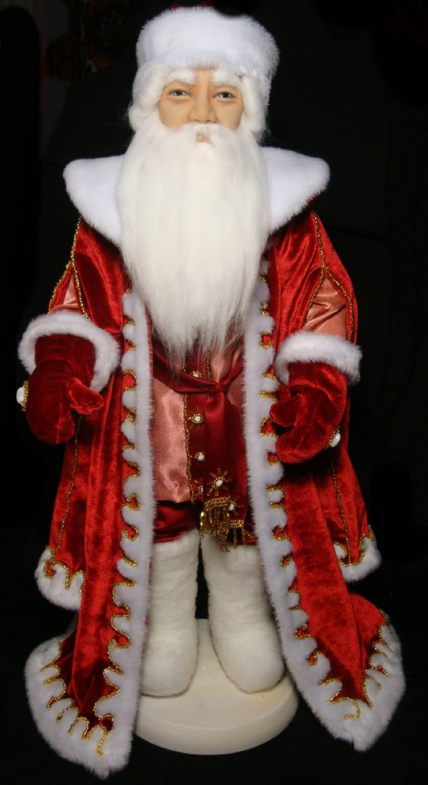 Дед мороза со своими руками